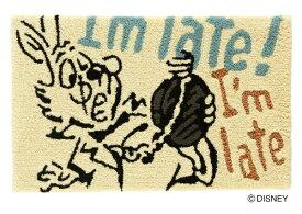 スミノエ SUMINOE 玄関マット ディズニー DMA-4051(50×80cm/アイボリー)