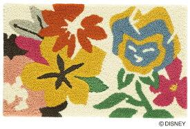 スミノエ SUMINOE 玄関マット ディズニー DMA-4052(50×80cm/アイボリー)