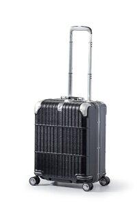 ディパーチャー departure スーツケース ハードキャリー 38L departure レザーマットブラック HD-509S-18 [TSAロック搭載]