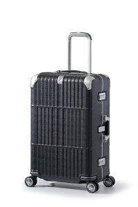 ディパーチャー departure スーツケース ハードキャリー 63L departure レザーマットブラック HD-509S-27 [TSAロック搭載]