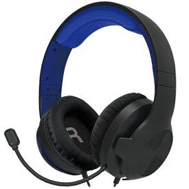 HORI ホリ ホリ ゲーミングヘッドセット スタンダード for PlayStation 4 ブルー PS4-157【PS4】