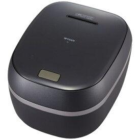 タイガー TIGER JPG-S100-KS 炊飯器 炊きたて シルキーブラック [5.5合 /圧力IH][JPGS100]