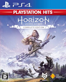 ソニーインタラクティブエンタテインメント Sony Interactive Entertainmen Horizon Zero Dawn Complete Edition PlayStation Hits【PS4】