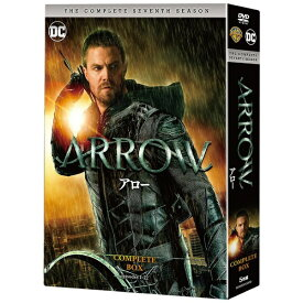 【2019年11月06日発売】 ワーナー ブラザース ARROW/アロー <セブンス・シーズン> DVD コンプリート・ボックス【DVD】