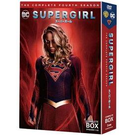【2019年10月09日発売】 ワーナー ブラザース SUPERGIRL/スーパーガール <フォース・シーズン> DVD コンプリート・ボックス【DVD】