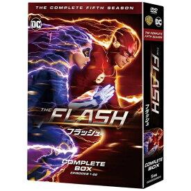 【2019年10月02日発売】 ワーナー ブラザース THE FLASH / フラッシュ <フィフス・シーズン> DVD コンプリート・ボックス【DVD】