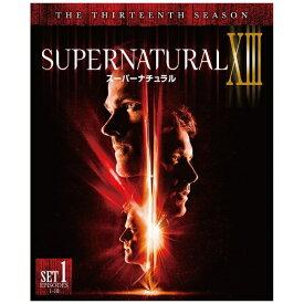 【2019年09月04日発売】 ワーナー ブラザース SUPERNATURAL XIII <サーティーン> 前半セット【DVD】