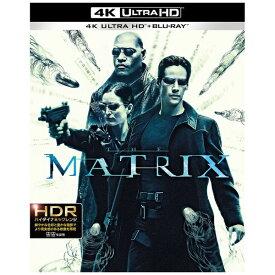 ワーナー ブラザース マトリックス 日本語吹替音声追加収録版 <4K ULTRA HD&HDデジタル・リマスター ブルーレイ>【Ultra HD ブルーレイソフト】 【代金引換配送不可】