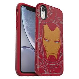 OTTERBOX オッターボックス シンメトリーシリーズ IRON MAN for iPhone XR [ I Am Iron Man ] 77-61141