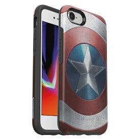 OTTERBOX オッターボックス シンメトリーシリーズ Captain America for iPhone 8/7 77-62063