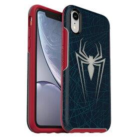 OTTERBOX オッターボックス シンメトリーシリーズ SPIDERMAN for iPhone XR 77-61131