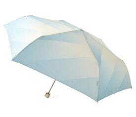 ムーンバット MOONBAT estaaミニ傘UV あめあがり 230-10043-02-71 サックスブルー