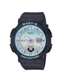 カシオ CASIO BABY-G(ベイビーG)「ビーチ・トラベラー・シリーズ」 BGA-250-1A2JF