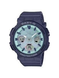 カシオ CASIO [ソーラー電波時計]BABY-G(ベイビーG)「ビーチ・トラベラー・シリーズ」 BGA-2500-2A2JF