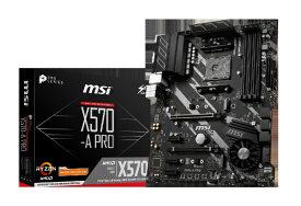 MSI エムエスアイ MSI X570-A PRO X570APRO [ATX /AM4][X570APRO]
