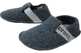 クロックス Crocs 18.0cm 子供用スリッパ Classic Kids(C11:Navy) 205349