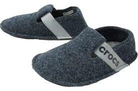 クロックス Crocs 16.5cm 子供用スリッパ Classic Kids(C9:Navy) 205349