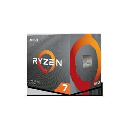 AMD エーエムディー AMD Ryzen 7 3800X With Wraith Prism cooler (8C16T4.5GHz105W) 100-100000025BOX[100_100000025BOX]