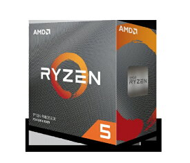 AMD エーエムディー AMD Ryzen 5 3600 With Wraith Stealth cooler (6C12T3.6GHz65W) 100-100000031BOX