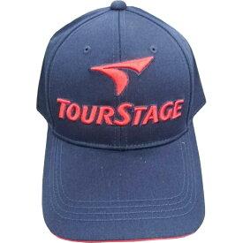 ブリヂストン BRIDGESTONE メンズ ゴルフキャップ TOURSTAGE(ネイビー/フリーサイズ)CPT9BC NA