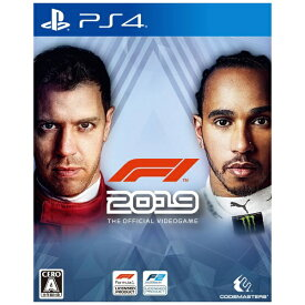 GSE Game Source Entertainment F1 2019【PS4】 【代金引換配送不可】