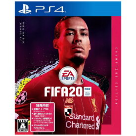 エレクトロニック・アーツ Electronic Arts FIFA 20 Champions Edition【PS4】
