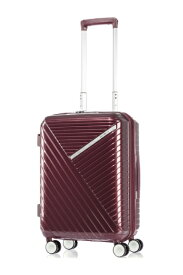 サムソナイト Samsonite ROBEZ GLOSSY WINE RED [34/42L]