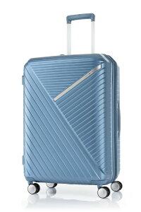 サムソナイト Samsonite スーツケース 73L(86L) ROBEZ(ロベス) MATTE LIGHT BLUE GV4-71002 [TSAロック搭載]