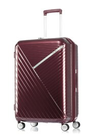 サムソナイト Samsonite ROBEZ GROSSY WINE RED [73(86)L]