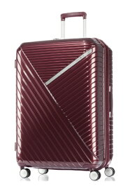 サムソナイト Samsonite ROBEZ GLOSSY WINE RED [98(114)L]