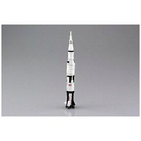 青島文化 AOSHIMA 立体パズル No.3 4Dパズル 1/750 サターンVロケット
