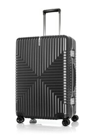 サムソナイト Samsonite スーツケース 73L INTERSECT(インターセクト) ブラック GV5-09002 [TSAロック搭載]