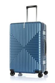 サムソナイト Samsonite スーツケース 73L INTERSECT(インターセクト) ネイビー GV5-41002 [TSAロック搭載]