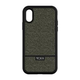 INCIPIO インシピオ iPhone XS/X TUMI KICKSTAND CARD CASE TUIPH-052-EGRY グレー