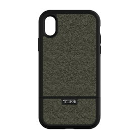 INCIPIO インシピオ iPhone XR TUMI KICKSTAND CARD CASE TUIPH-053-EGRY グレー