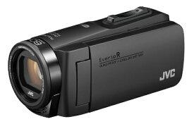 JVC ジェイブイシー GZ-RX690 ビデオカメラ EverioR(エブリオR) ブラック [フルハイビジョン対応 /防水+防塵+耐衝撃][GZRX690B]
