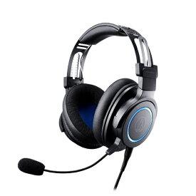 オーディオテクニカ audio-technica ATH-G1 ゲーミングヘッドセット ブラック [φ3.5mmミニプラグ /両耳 /ヘッドバンドタイプ][ATHG1]