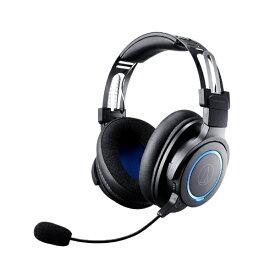 オーディオテクニカ audio-technica ATH-G1WL ゲーミングヘッドセット ブラック [ワイヤレス(USB) /両耳 /ヘッドバンドタイプ][ATHG1WL]