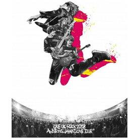 【2019年08月21日発売】 アミューズソフトエンタテインメント 【初回特典付き】ONE OK ROCK/ ONE OK ROCK 2018 AMBITIONS JAPAN DOME TOUR【ブルーレイ】