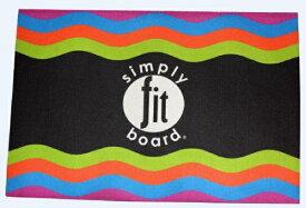 ショップジャパン Shop Japan シンプリーフィット ボード専用サポートマット WS (65cm×46cm×0.5cm) SFBMATW1