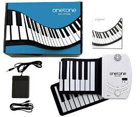 ONETONE ワントーン ロールピアノ ONETONE(ワントーン) OTR-61[61鍵盤 ]