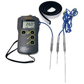 ハンナ HANNA instruments ハンナ 真空調理用芯温度計セット(本体:HI-935005) <BOVR701>[BOVR701]