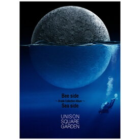 バップ VAP UNISON SQUARE GARDEN/ Bee side Sea side 〜B-side Collection Album〜 初回限定盤B【CD】