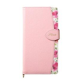 ナチュラルデザイン NATURAL design iPhone8/7/6s/6兼用手帳型ケース FLEUR Pink iP876-FLE05