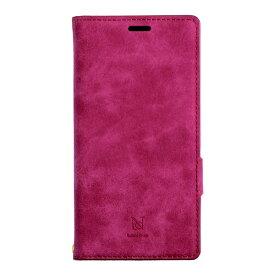 ナチュラルデザイン NATURAL design Xperia XZ2専用手帳型ケース Style Natural Red XZ2-VS05