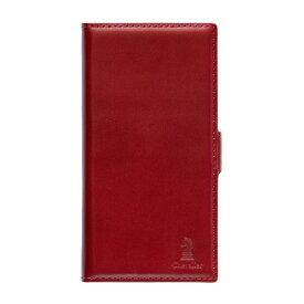 ナチュラルデザイン NATURAL design iPhone8/7/6s/6専用本革手帳型ケース Chevalier RED iP7-CHE05