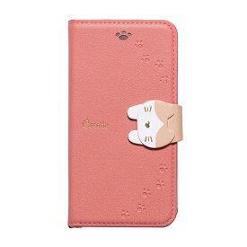 ナチュラルデザイン NATURAL design iPhone8/7/6s/6兼用手帳型ケース Cocotte Pink iP7-COT02