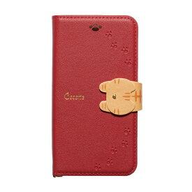 ナチュラルデザイン NATURAL design iPhone8/7/6s/6兼用手帳型ケース Cocotte Red iP7-COT04