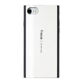 ナチュラルデザイン NATURAL design iPhone8/7/6s/6兼用背面ケース Premium White iP7-PRE01