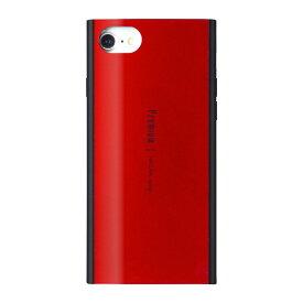 ナチュラルデザイン NATURAL design iPhone8/7/6s/6兼用背面ケース Premium Red iP7-PRE04